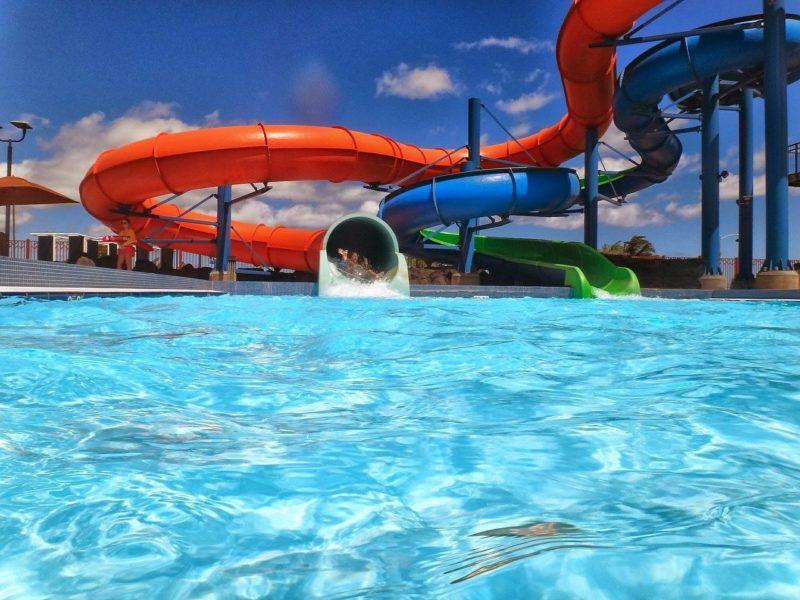 Abdoulkarim, nous embarque dans ses aventures à Aqualand !