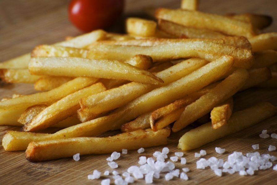 Les frites, une véritable passion