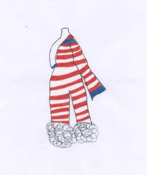 Créer sans gaspiller : la couture selon Joris