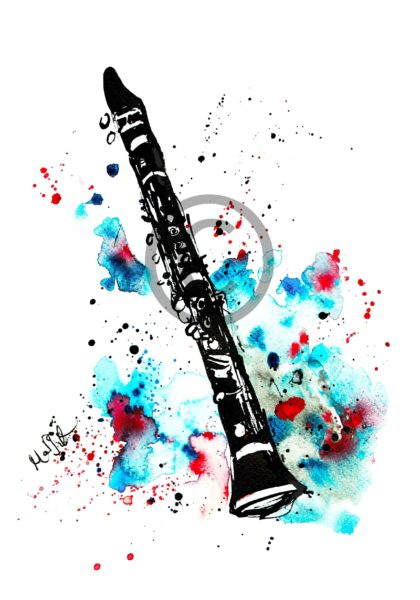 Comme un air de clarinette … et de piano !