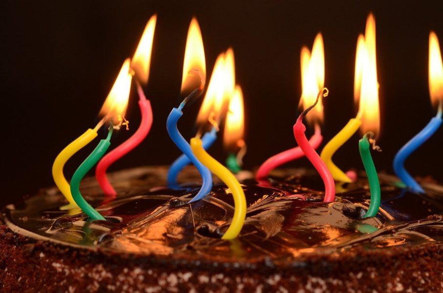 Le thé brun : un gâteau spécial anniversaire !