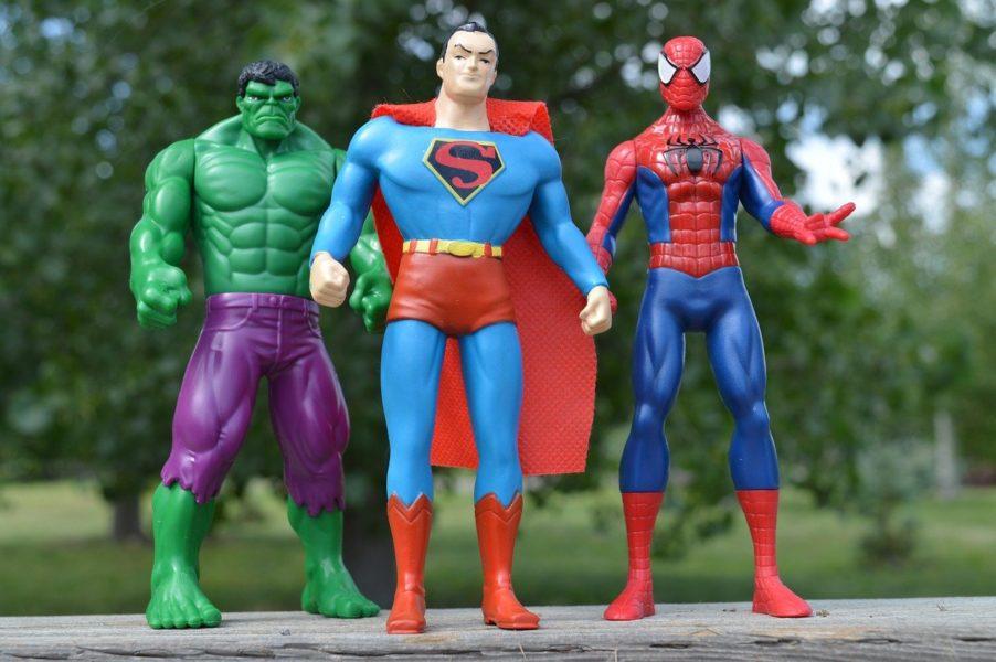 «J'aimerais être un super héros pour avoir des supers pouvoirs et sauver le monde»