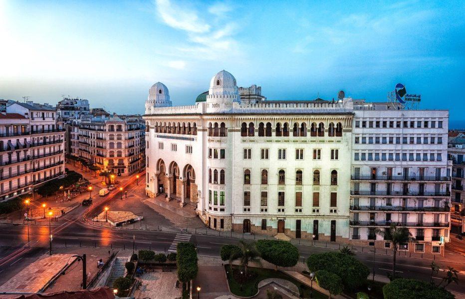 Amine rêve de visiter l'Algérie