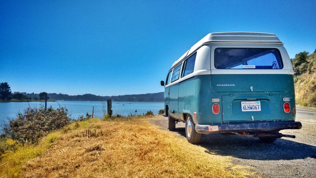 Une caravane, pour voyager à l'infini