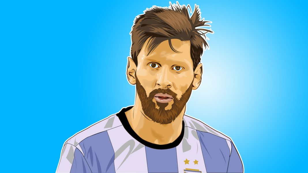 Le football … du réel au virtuel grâce à Messi !
