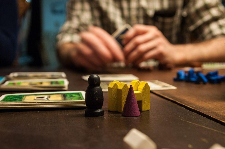 La sélection de jeux de société à emporter par Léo-Paul