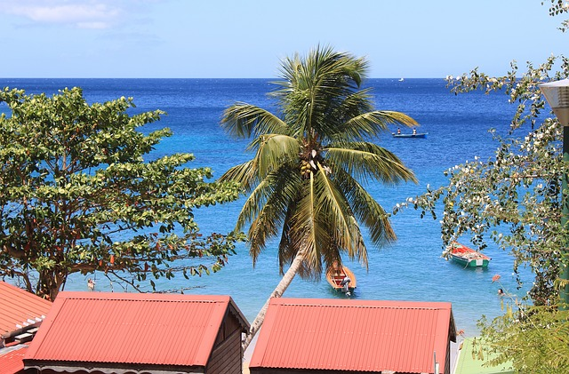 Cap sur la Martinique