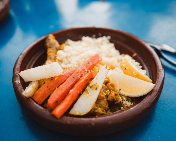 Le plat préféré de Kahina : le couscous Lben