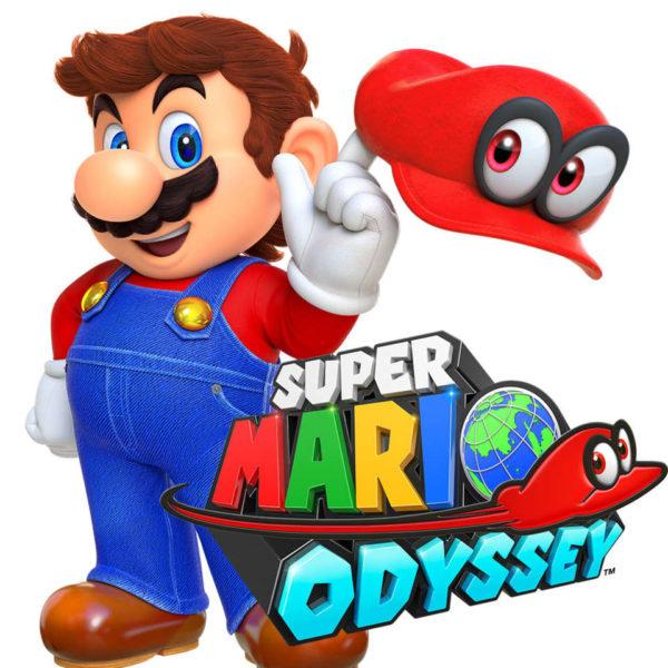 Sauver la princesse dans Mario Odyssey