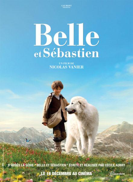 Wassim adore le film Belle et Sebastien