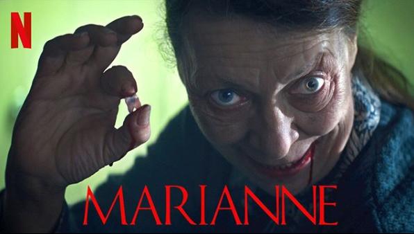 Marianne : une série pour les amateurs d'horreur