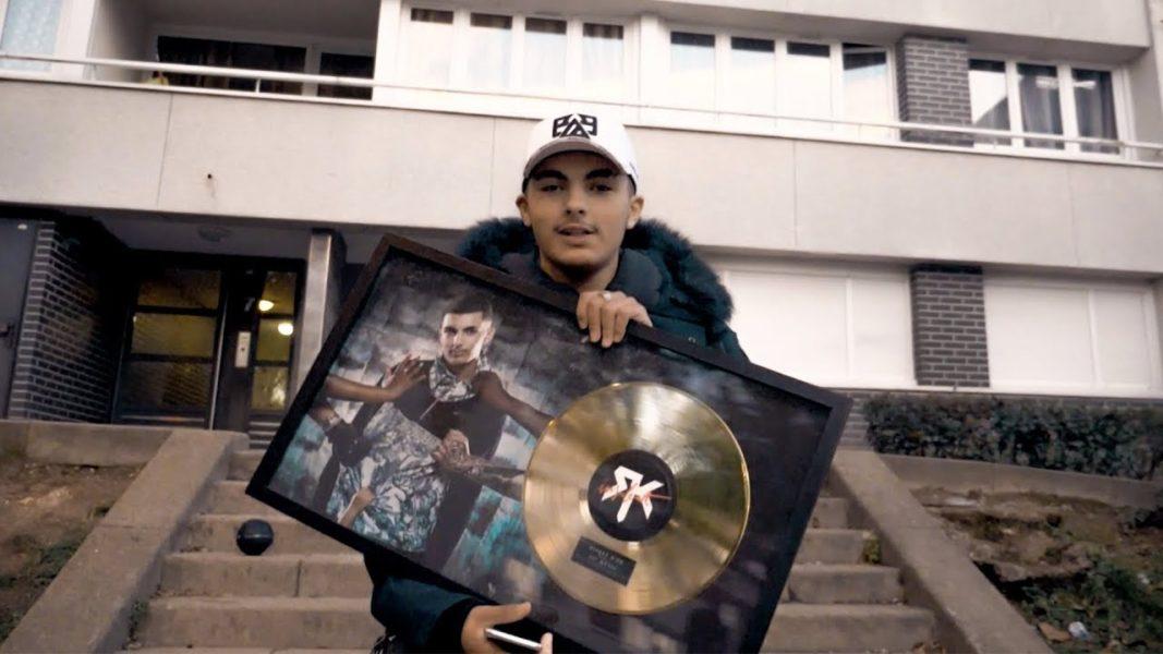 RK le rappeur préféré de Mehmet