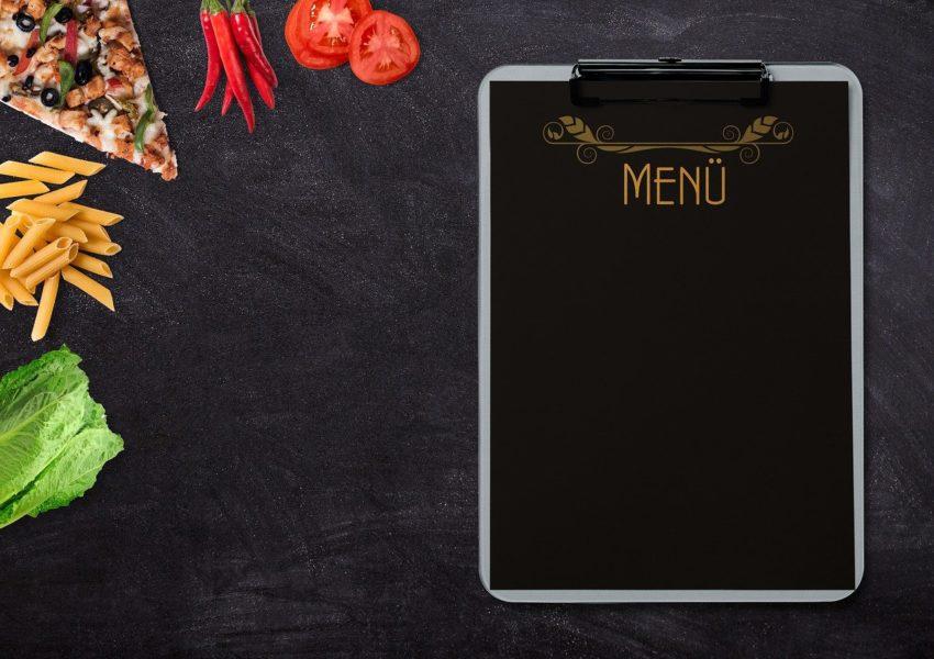Le menu de chef de Kahina