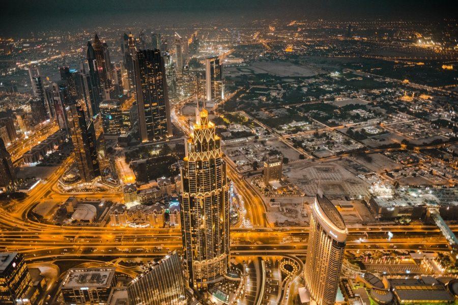 Dubaï !