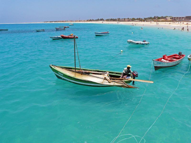 Je rêve d'aller au Cap-Vert