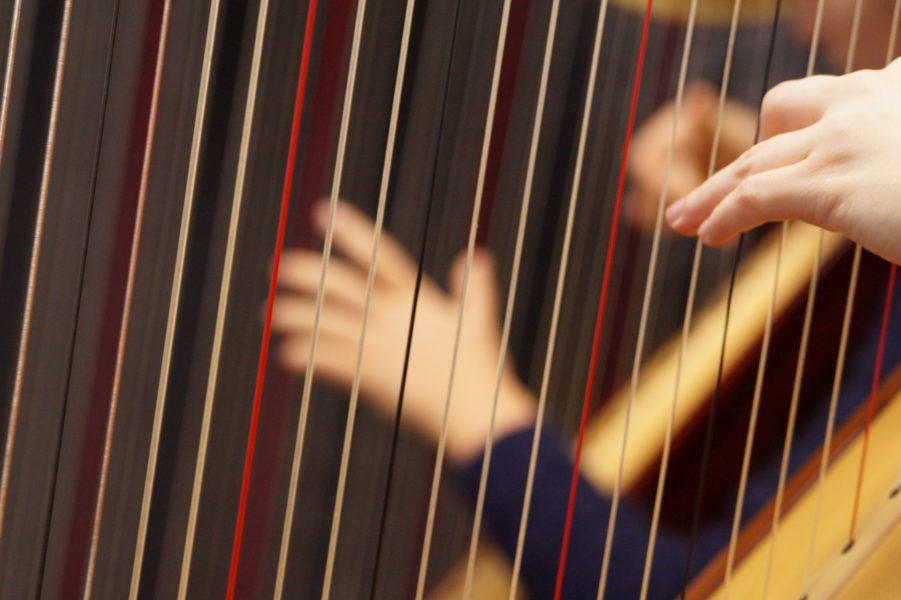 J'ai 9 ans… et je joue de la harpe !