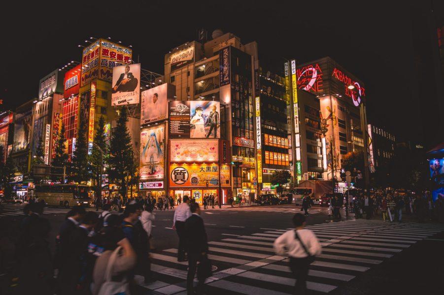Aller au Japon