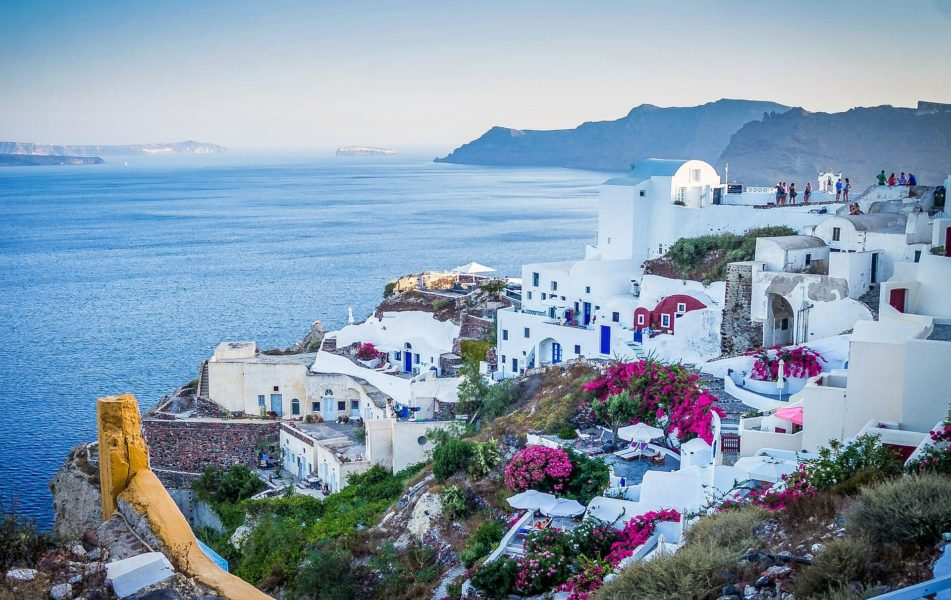 L'été en Grèce