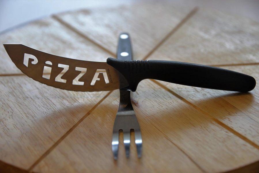 La pizza completo, création originale de Matthieu