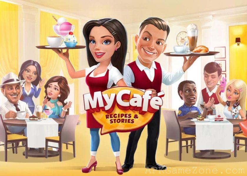 My Café, le jeu où tu gères ton café