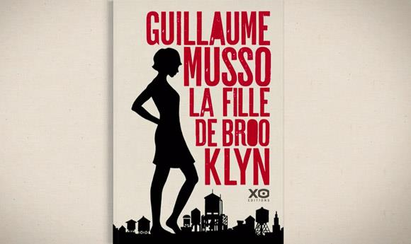 La captivante «  fille de Brooklyn » de Guillaume Musso