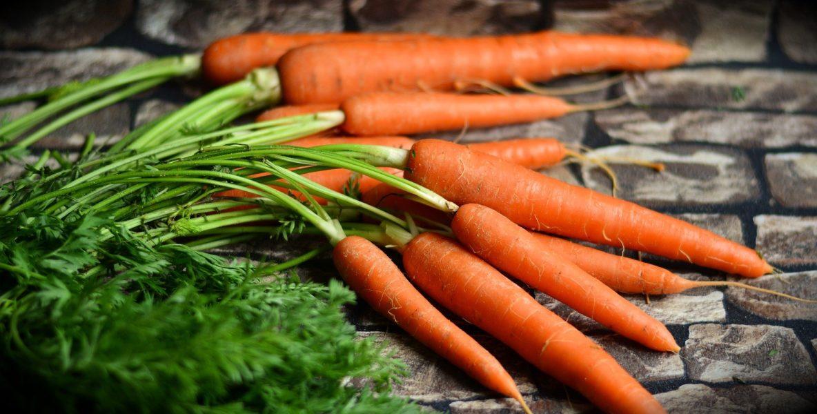 Soufia préfère les carottes à la pâtisserie