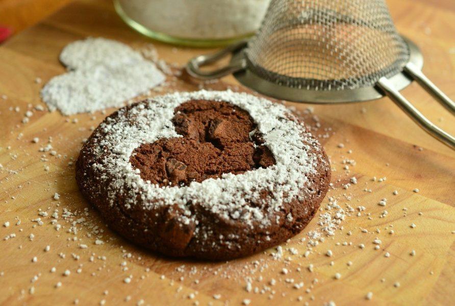 Le gâteau au chocolat de maman est toujours le meilleur