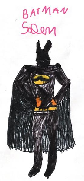 Batman : l'homme chauve-souris