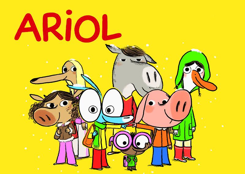 Ariol, un drôle de petit âne