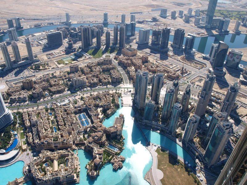 En octobre… je vais à Dubaï !