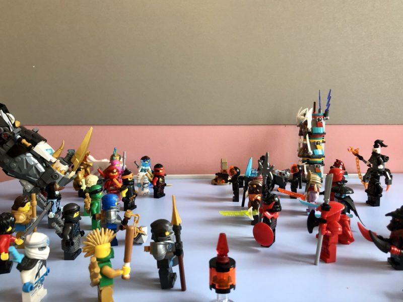 Construire et jouer avec mes Lego