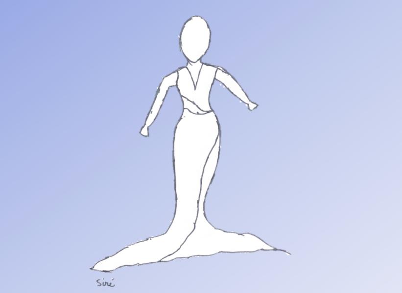 Dessiner des robes